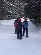 Picture of kids enjoying Spirit Point during the winter